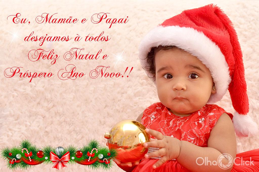 O Natal da Manu