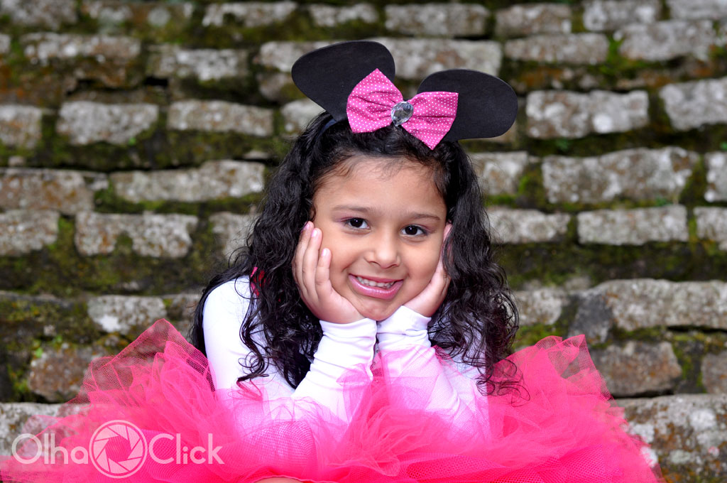Isabelly 5anos