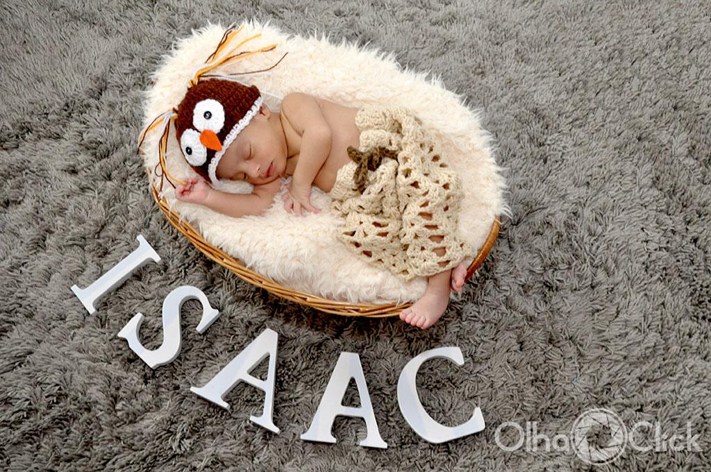 Isaac 15 dias