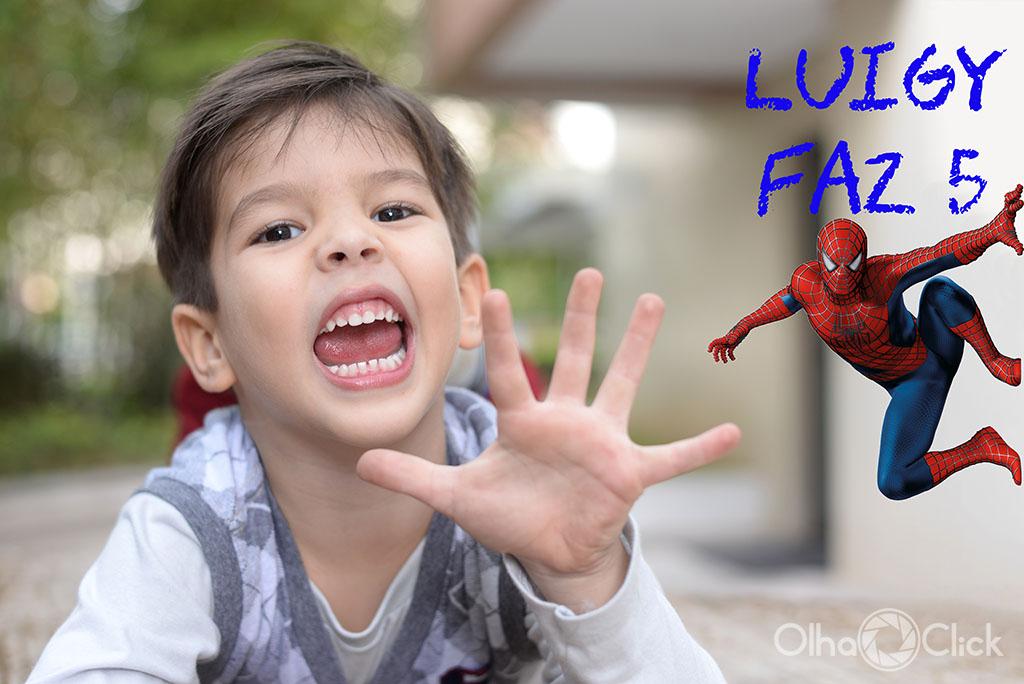 Luigy faz 5
